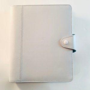 Kikki.K Wellness Inspiration Leather Planner A5